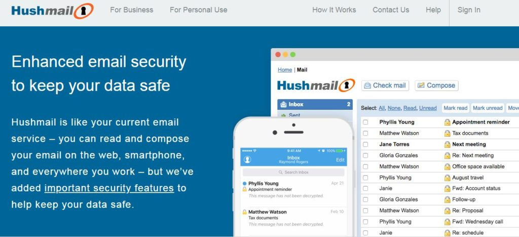 20 Best Free Email Service Providers - TechLarva