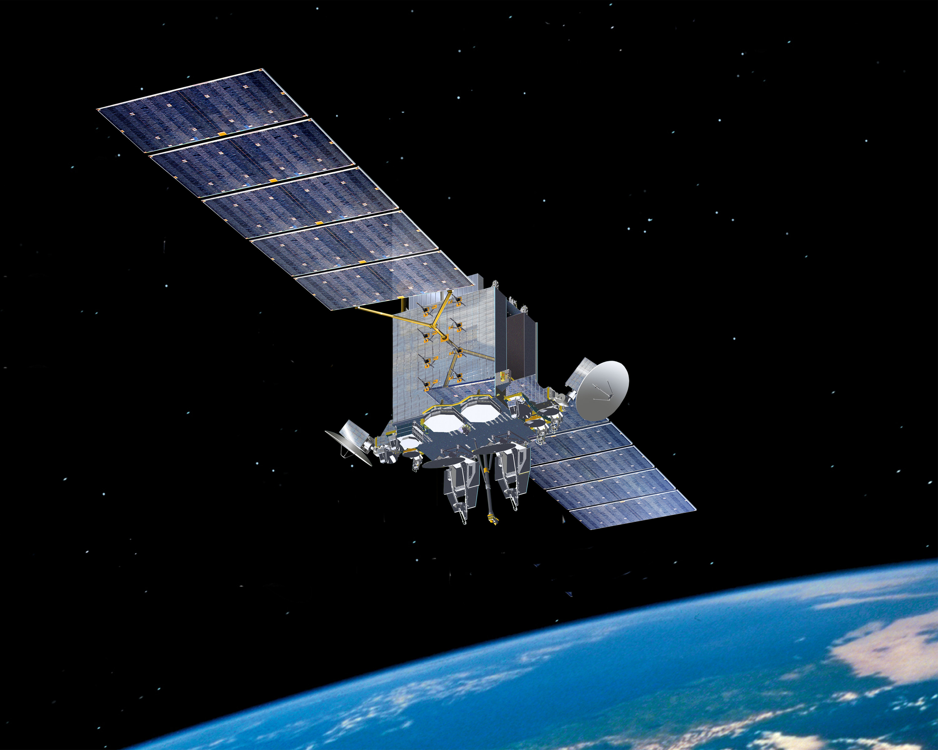 All About Satellite Communication