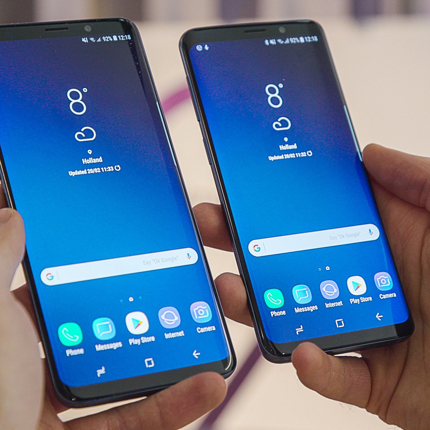 All About Samsung S9 and S9+