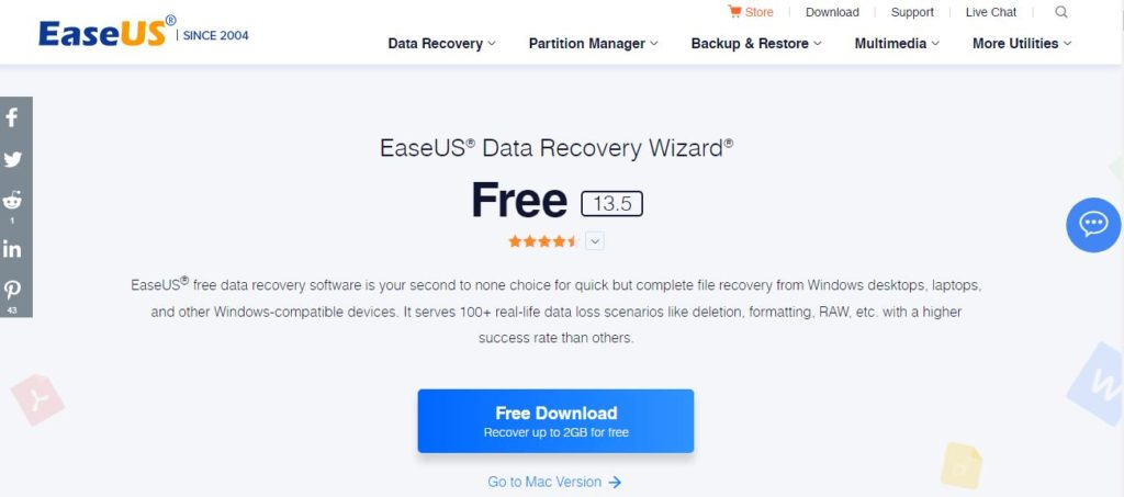 mobile data recovery softwares